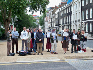 Integrity & Action BPAS Bedford Square August 2010