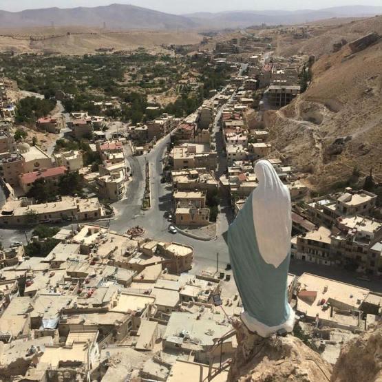 Syria - Maaloula