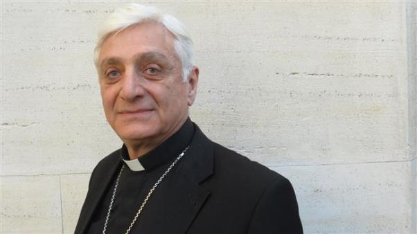 Bishop Audo of Aleppo