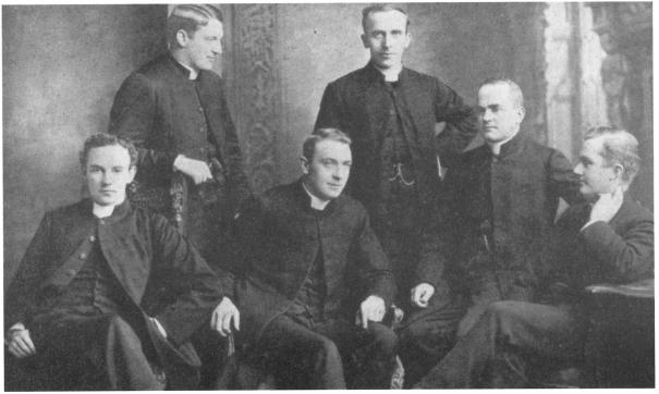 Dublin priests 1916 Edward-J.-Byrne-John-G-OReilly