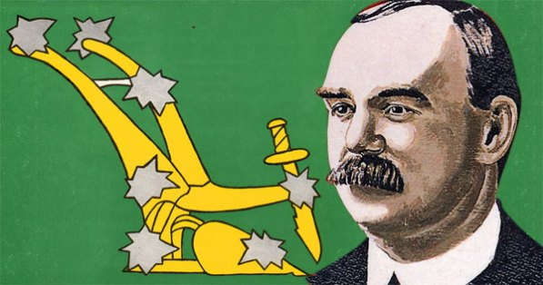 James Connolly Starry Plough