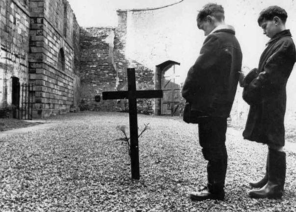 Kilmainham Gaol Execution Yard
