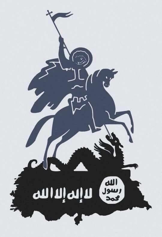 St George vs Daesh
