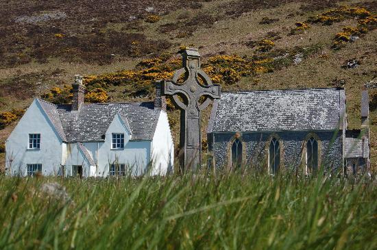Bardsey Island Wales