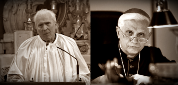 Fatima Secret admitted by Benedict XVI to Dollinger