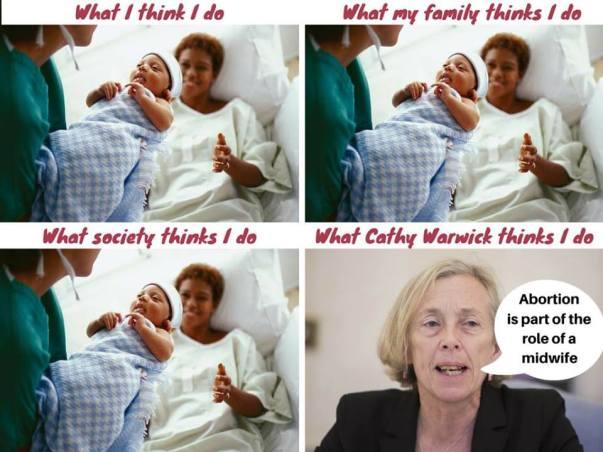 RCM Cathy warwick meme