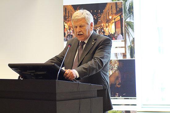Udo Euro Parl Conf Syria Tolerance or Terrorism