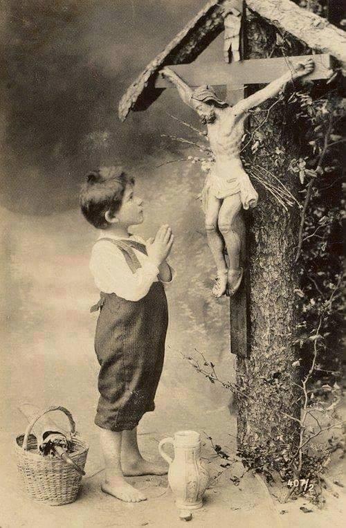 Child and Calvary