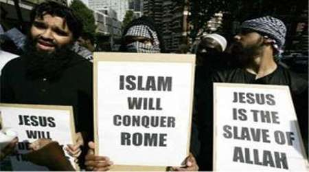 Daesh want to conquer Rome