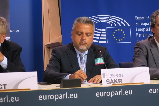 Press Conference EuroParl Syria 28-6-16 Hassan Sakr