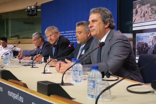 Press Conference EuroParl Syria 28-6-16
