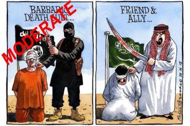 Moderate Murderers