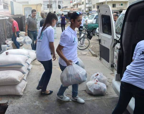 syria-domestic-charity-aid-distribution