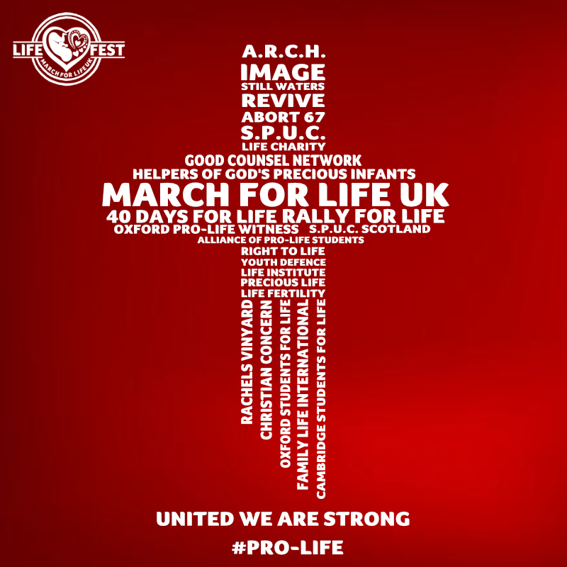 March For Life Birmingham 20th May Sget Info